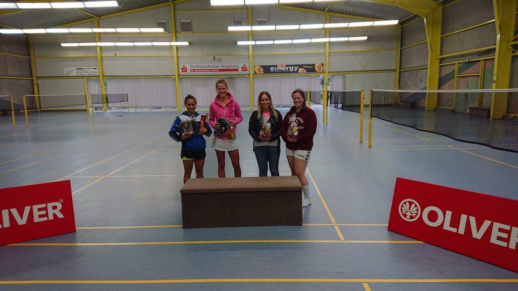 Badminton Augsburg